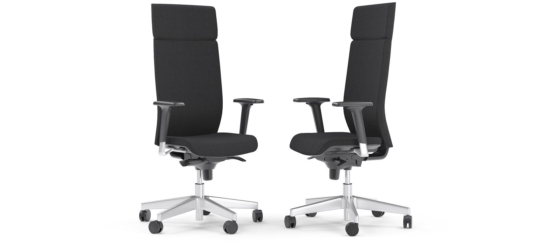 Fotel gabinetowy EVA.II
