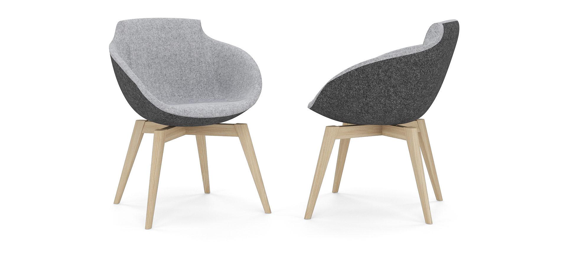 Krzesło konferencyjne Tula