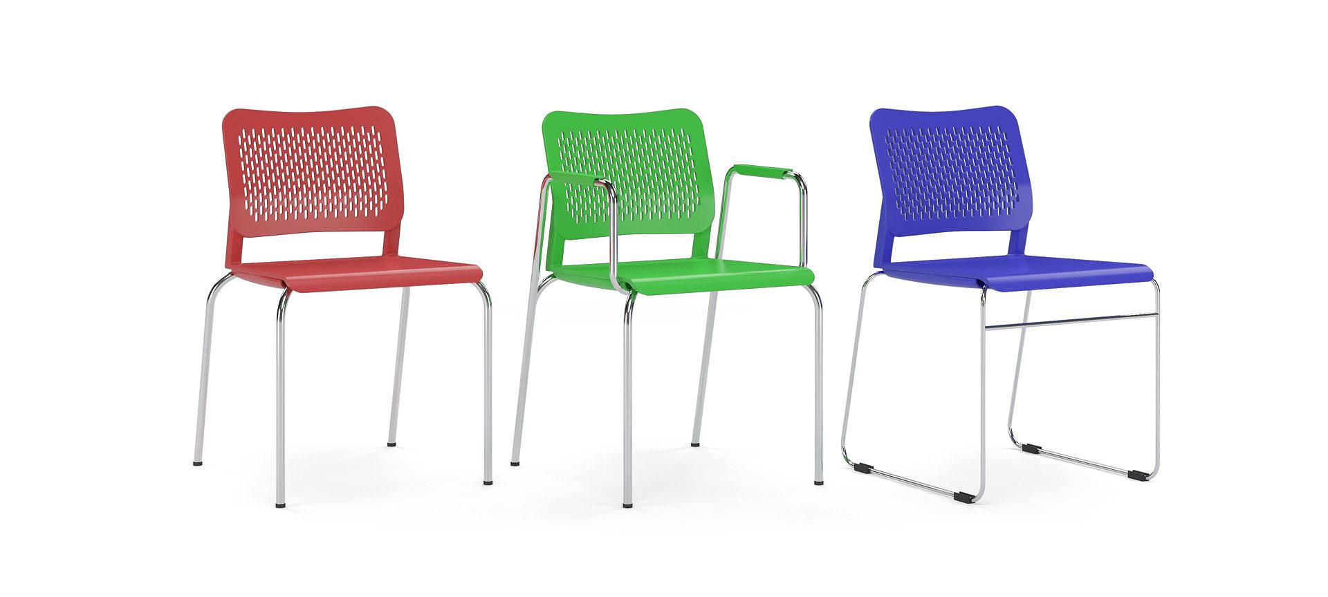 Krzesło konferencyjne Wait