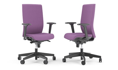 Nowoczesne krzesło biurowe