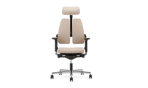 Krzesło biurowe Globeline czarne