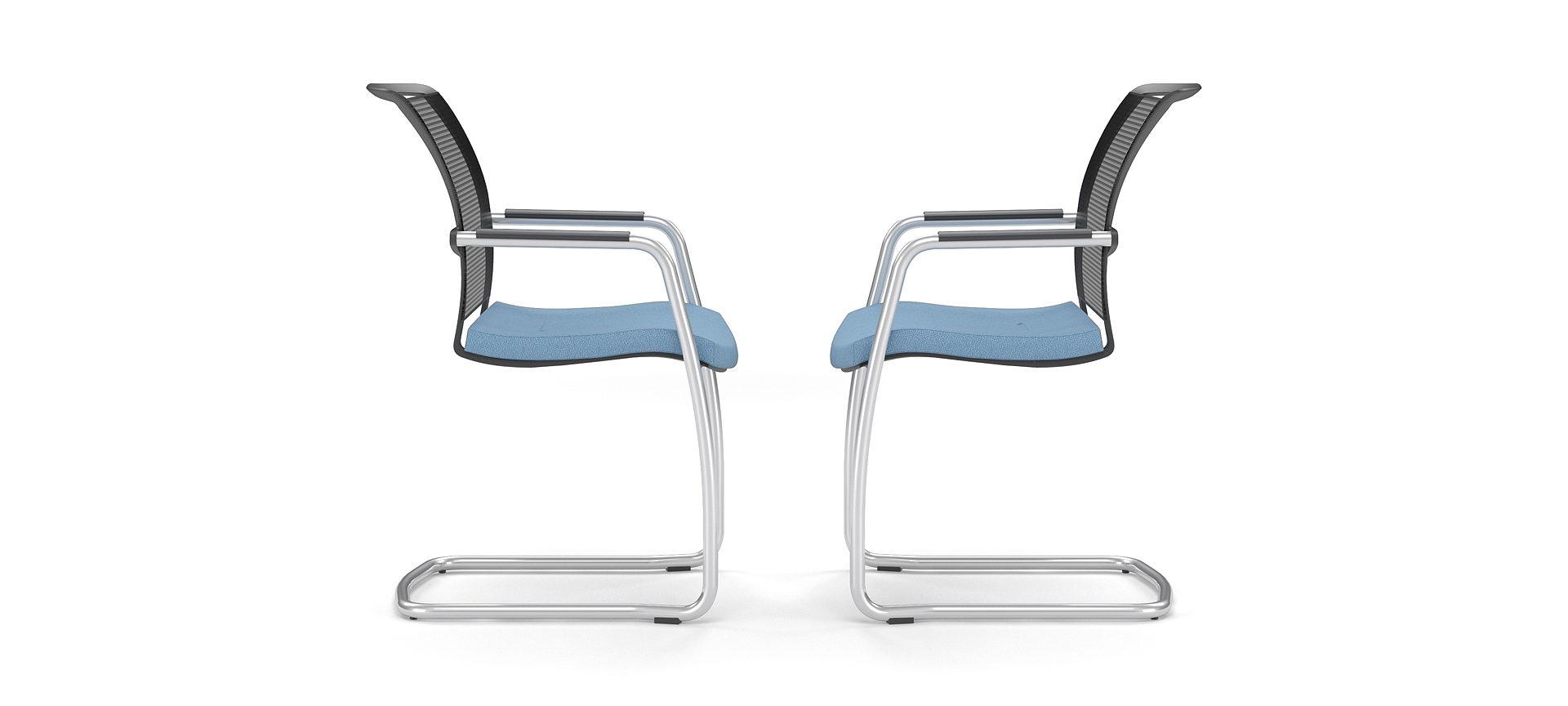 Krzesło konferencyjne Diva
