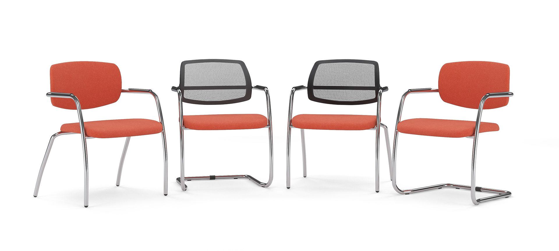 Krzesło konferencyjne Gama